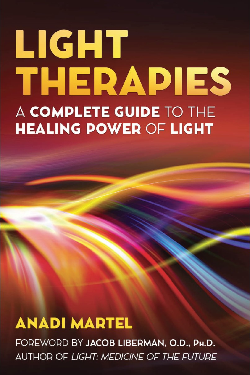 Light Therapies - Book cover