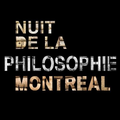 Nuit de la Philosophie à Montréal